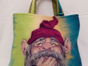 Gilbert Gnome Handbag