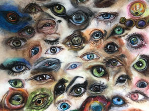 100 eyes