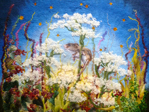 Cow Parsley Mouse