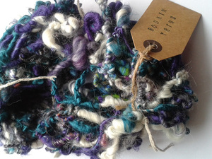 Yarn from Bodkin yarn