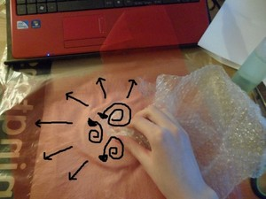 Step 5 How To Make A Felted Pod