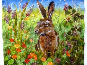 Nasturtium Hare