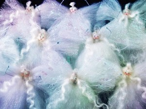 Collection of pastel fairies