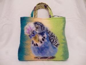 Budgie Handbag