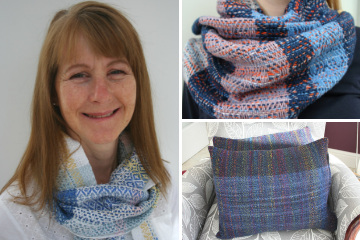 World of Wool Featured Artist Emma Baker