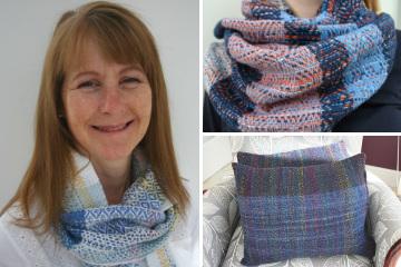 World of Wool Featured Artist Emma Baker
