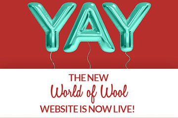 The new World of Wool website is live!