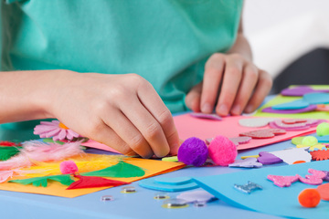 Craft supplies for schools and colleges