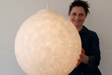 Anne Van De Weijer - January's World of Wool featured artist