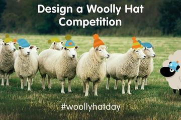 World of Wool support 'design your own woolly hat' competition